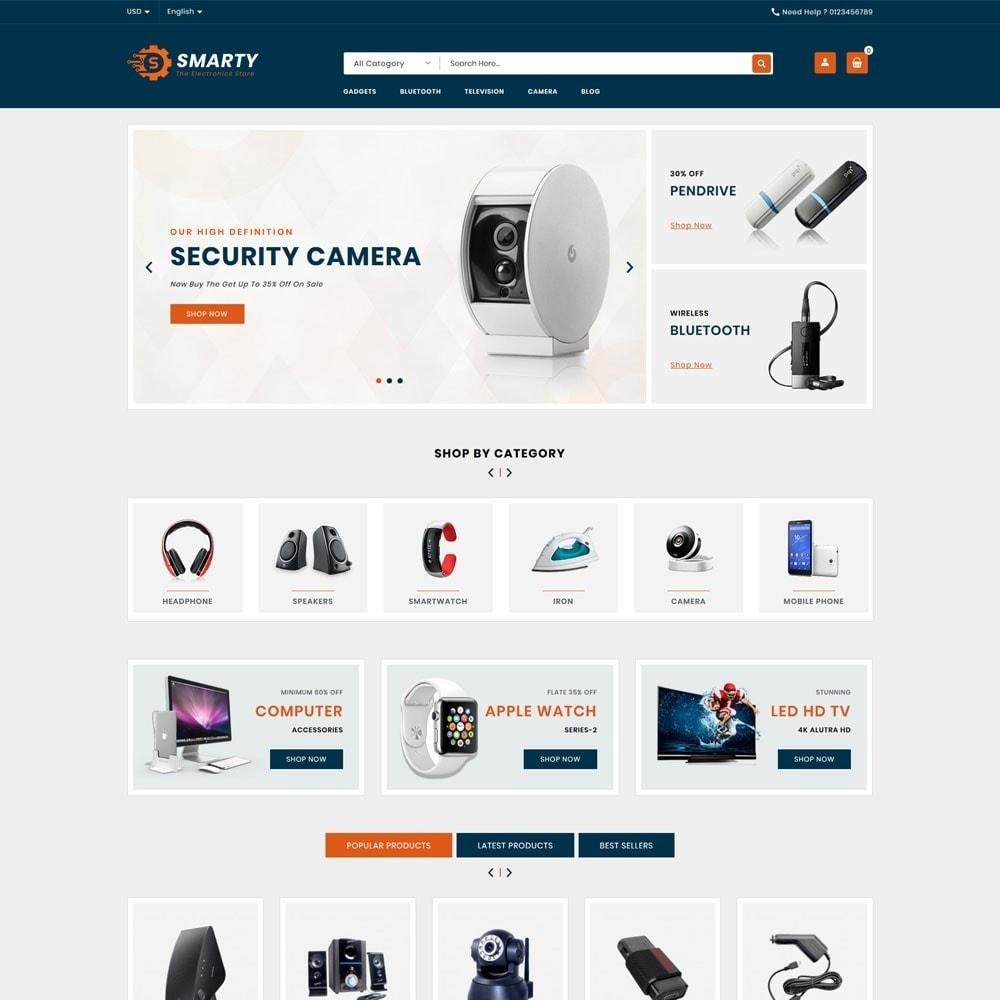 theme - Electronics & Computers - Smarty Electronics Shop - 2