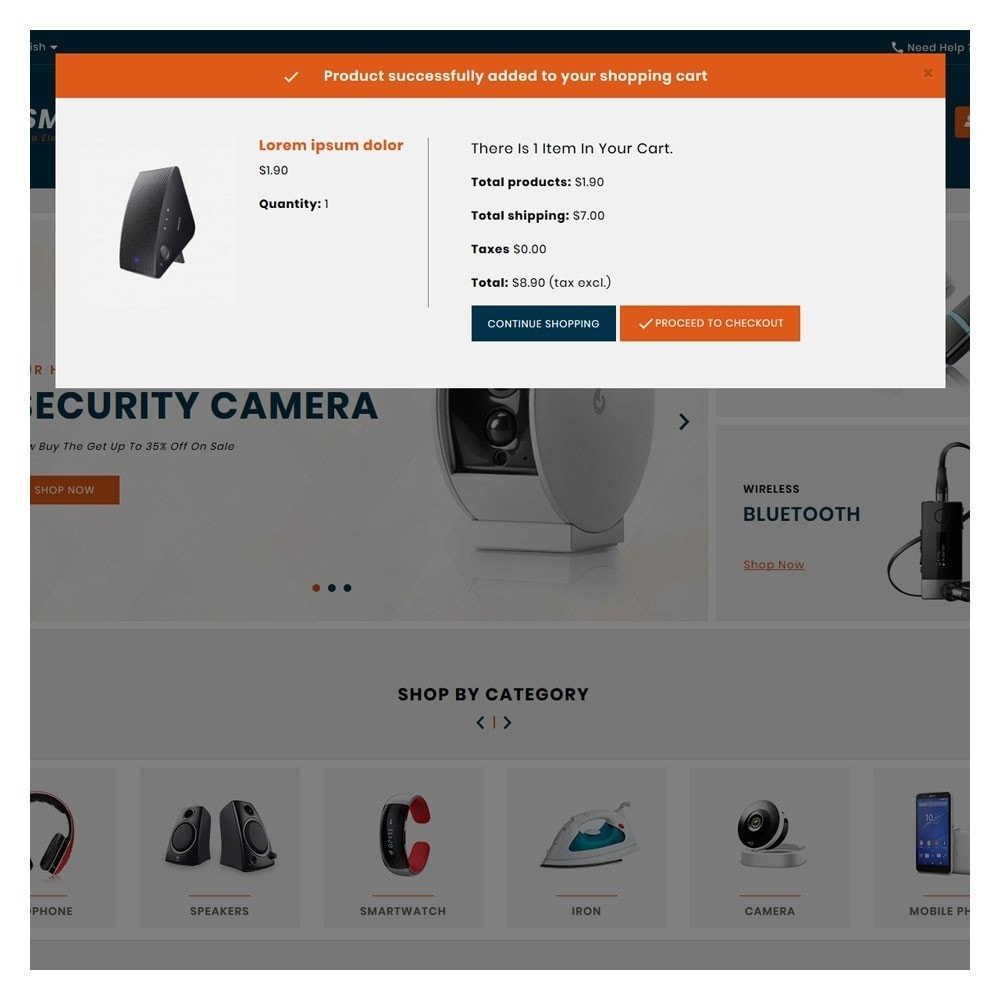 theme - Electronics & Computers - Smarty Electronics Shop - 6