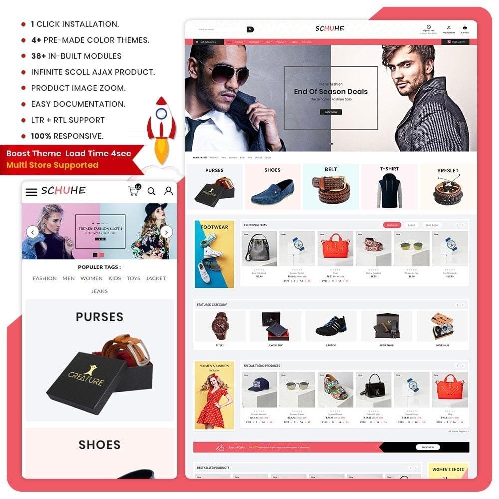 theme - Fashion & Shoes - Schuhe Fashion – Xmas Fashion Store - 1
