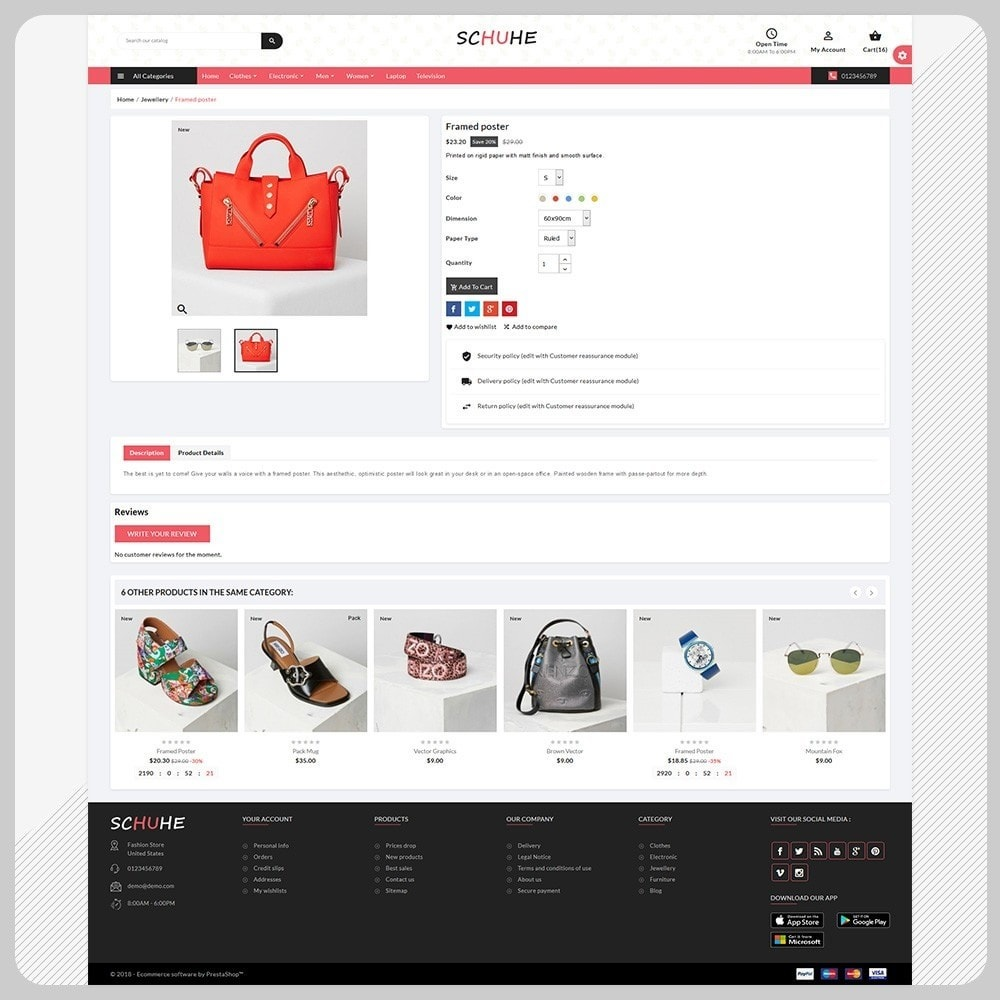 theme - Fashion & Shoes - Schuhe Fashion – Xmas Fashion Store - 4