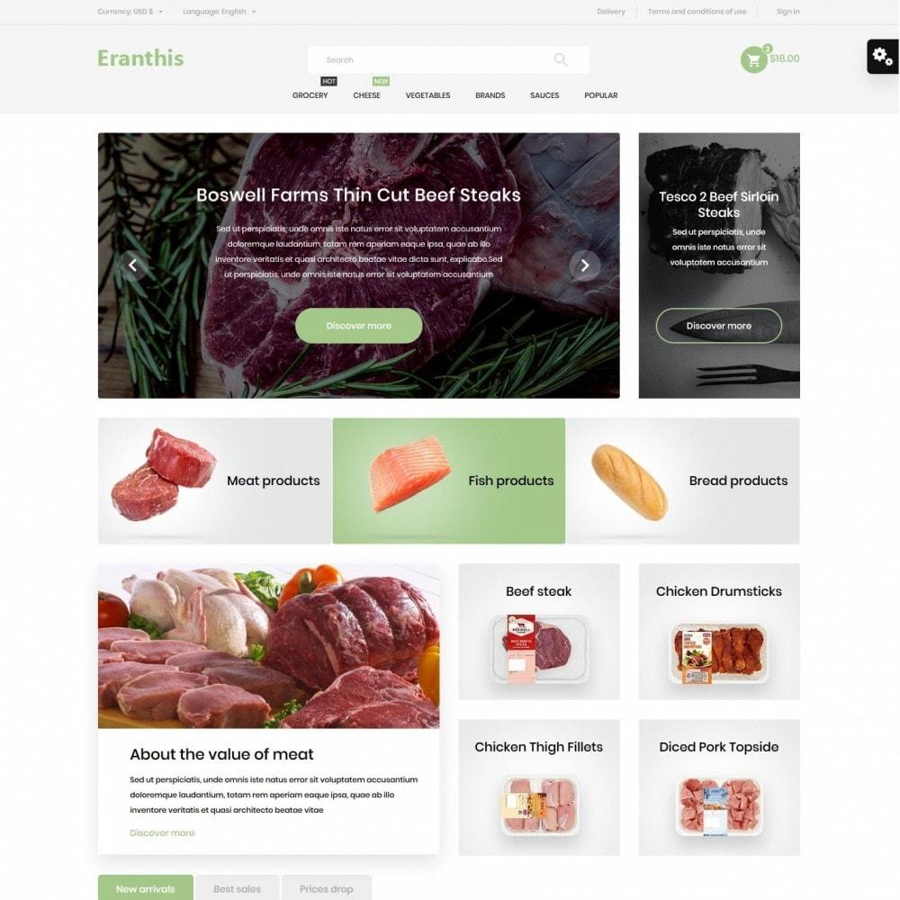 theme - Food & Restaurant - Eranthis - 2