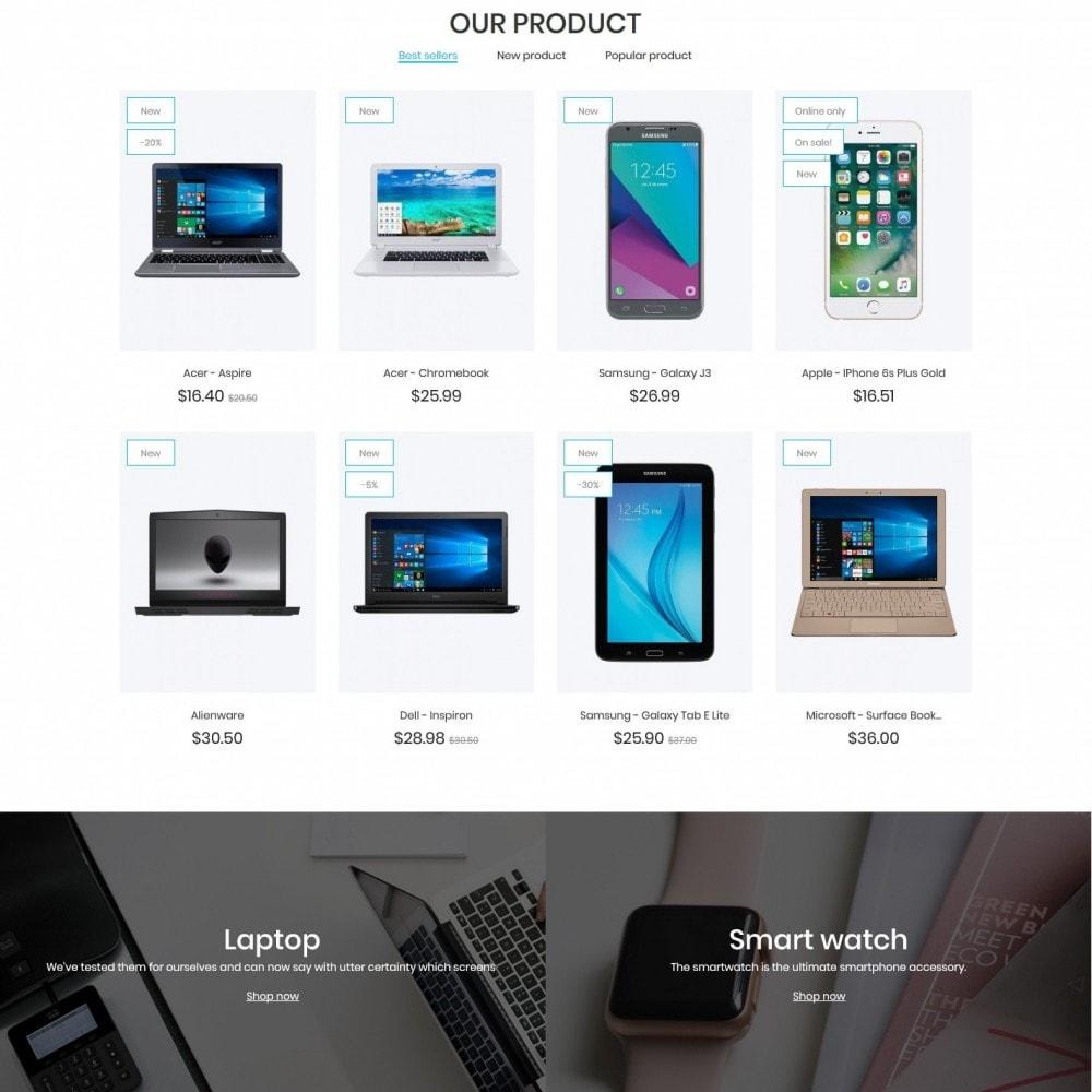 theme - Electronics & Computers - Kimil - High-tech Shop - 3