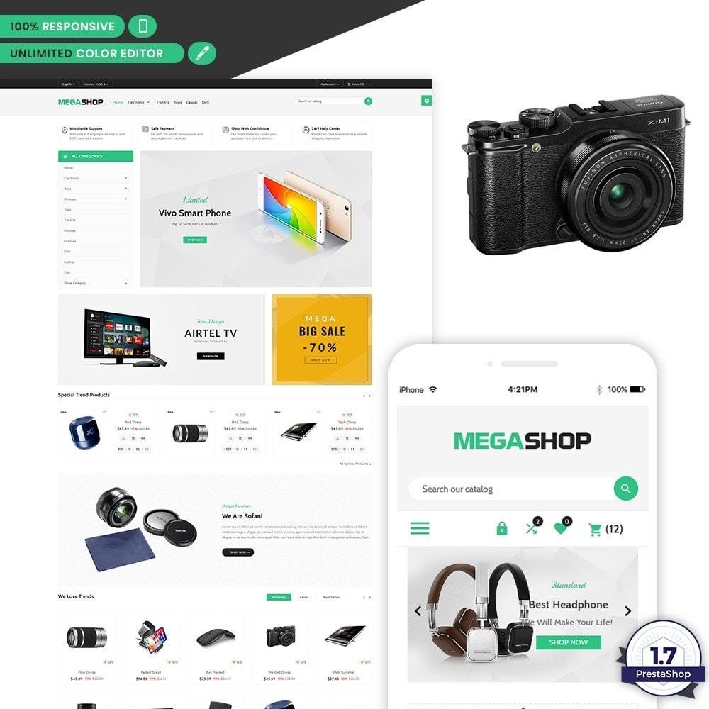 theme - Electronics & Computers - Mega Shop - Electronic Mega Shop - 1
