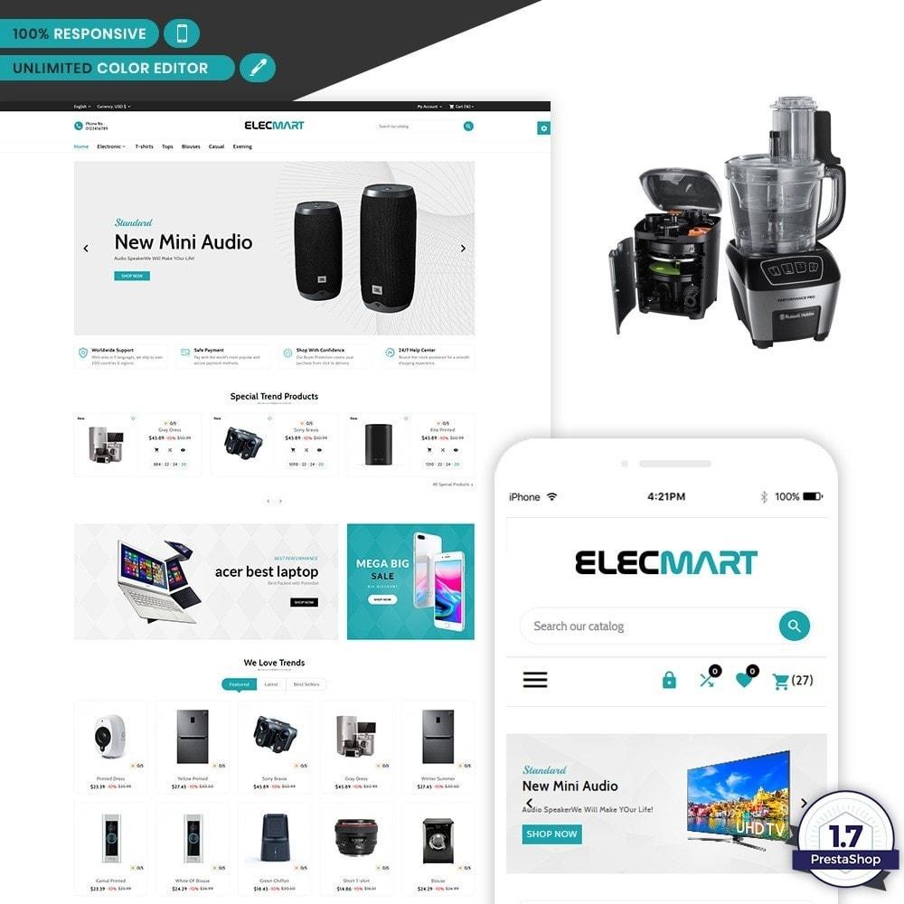theme - Electronics & Computers - Elecmart - Electronic Big Mall - 1