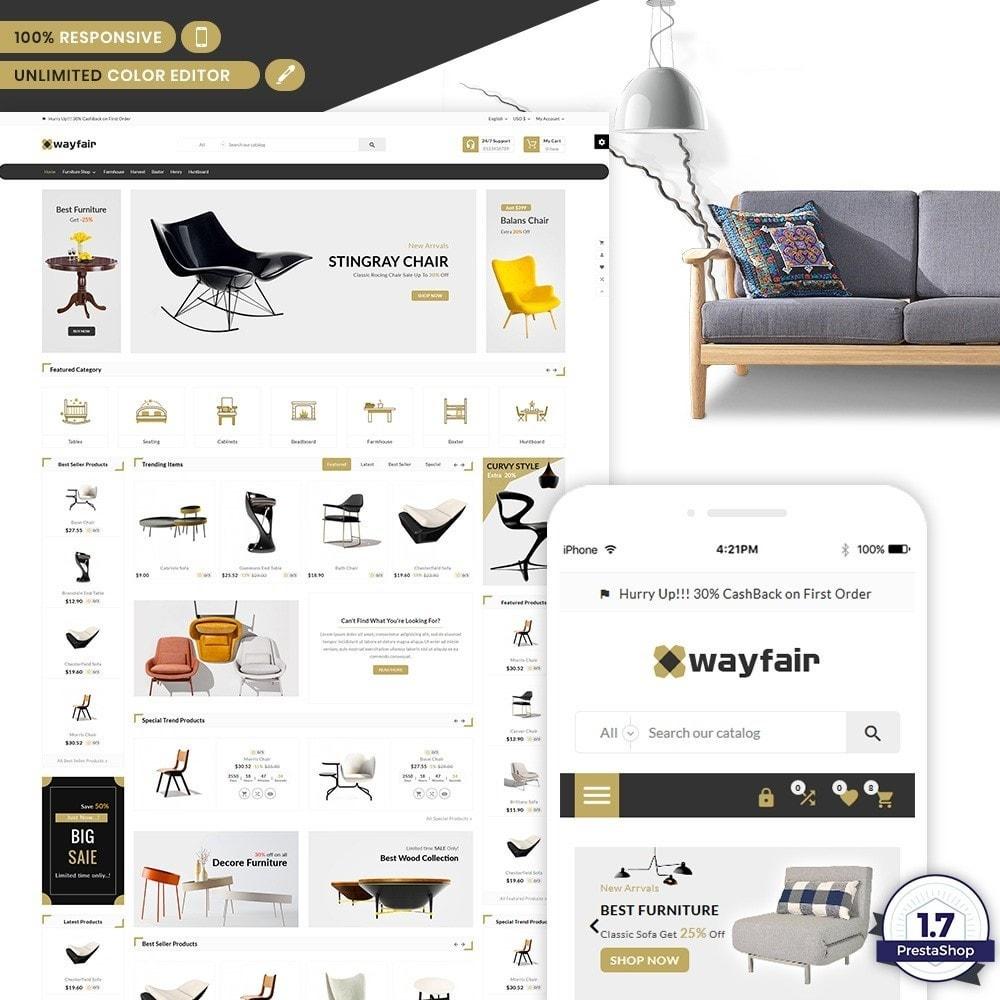 theme - Home & Garden - Wayfair Furniture  - Furniture Shop - 1