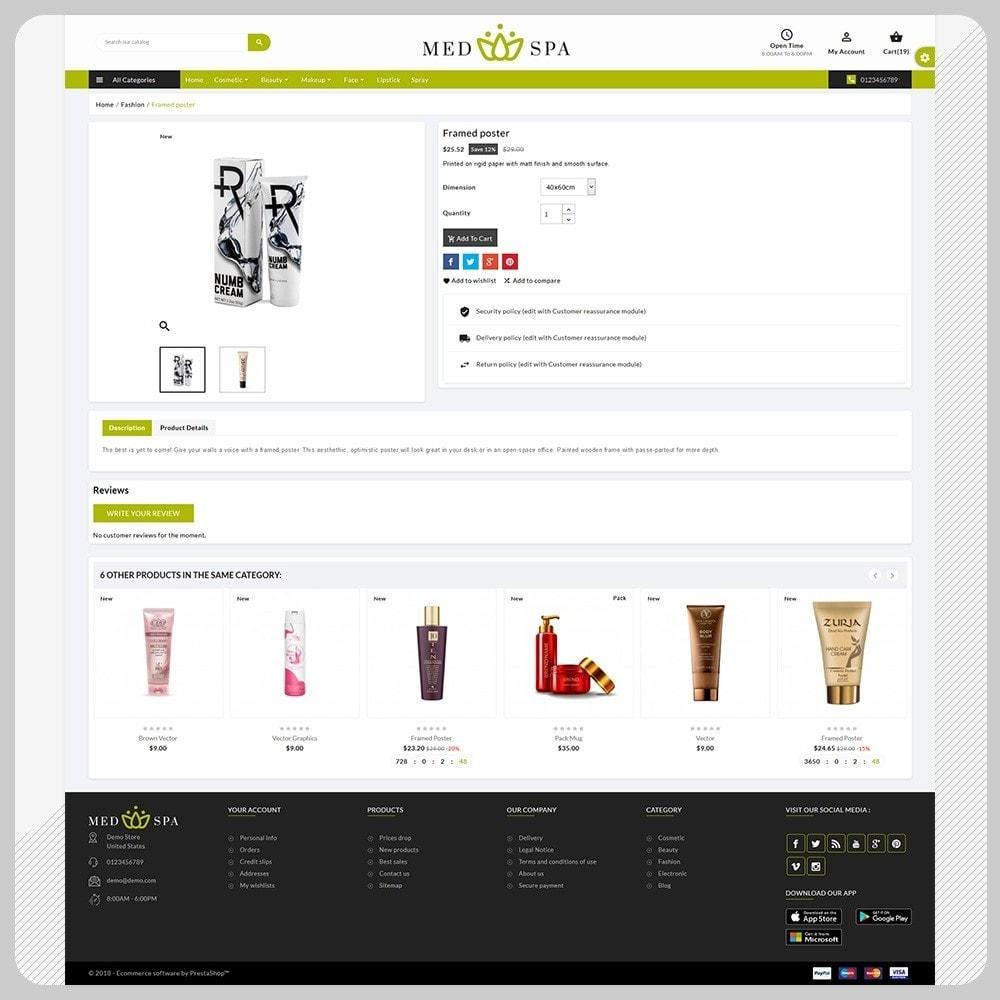 theme - Zdrowie & Uroda - cosmétique– Thai Cosmetic Spa Store - 4