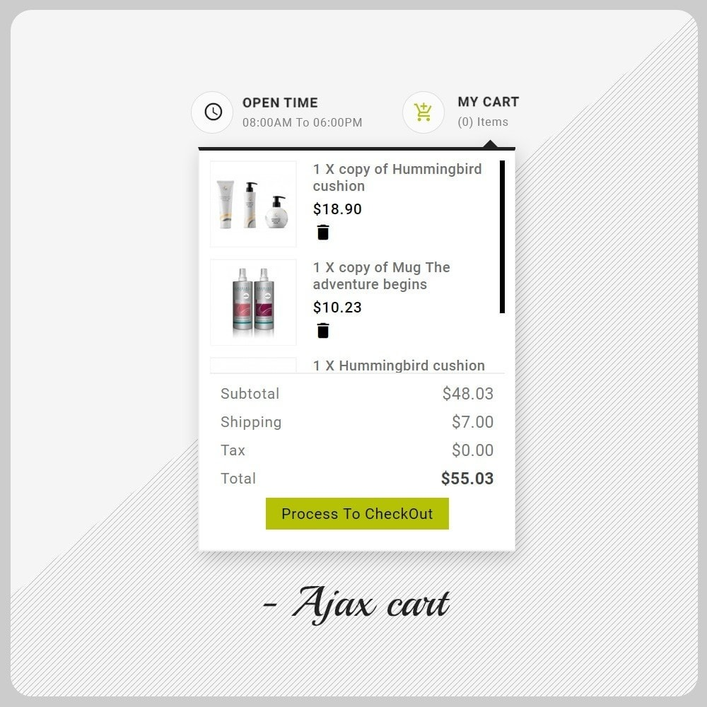 theme - Zdrowie & Uroda - cosmétique– Thai Cosmetic Spa Store - 7