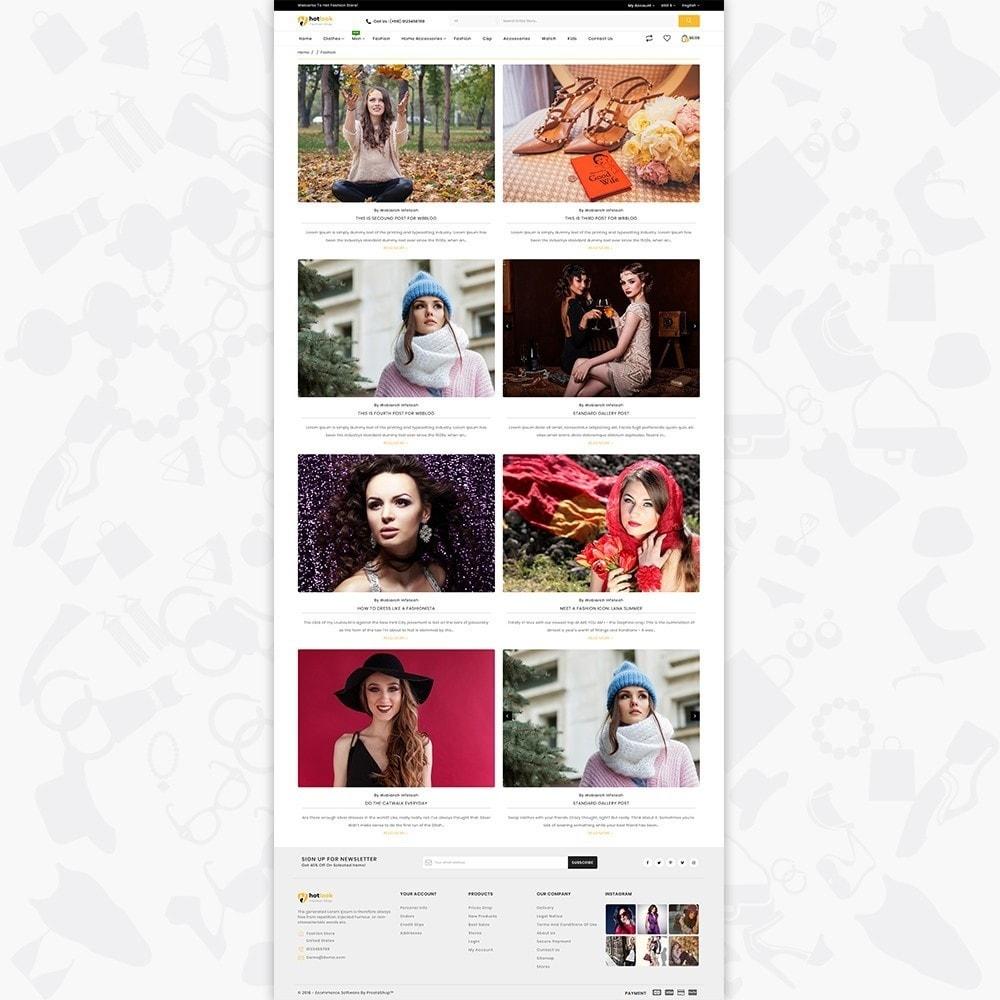 theme - Fashion & Shoes - HotLook - The Fashion Shop - 6