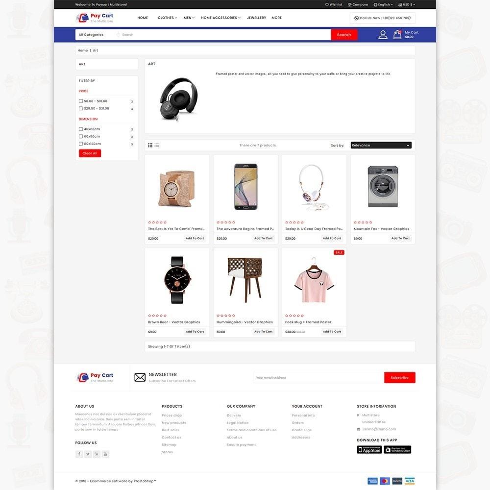 theme - Electronics & Computers - ShopCloud - The Electronics Store - 3