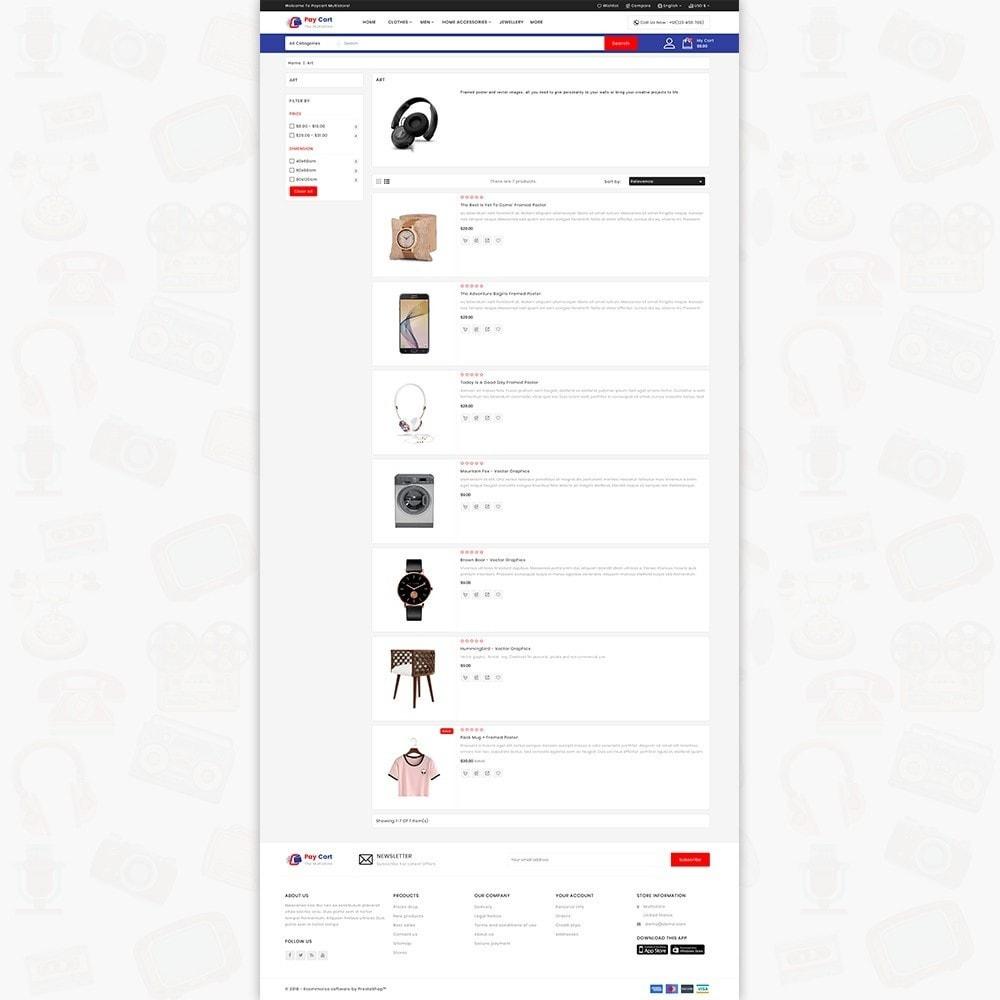 theme - Electronique & High Tech - ShopCloud - The Electronics Store - 4