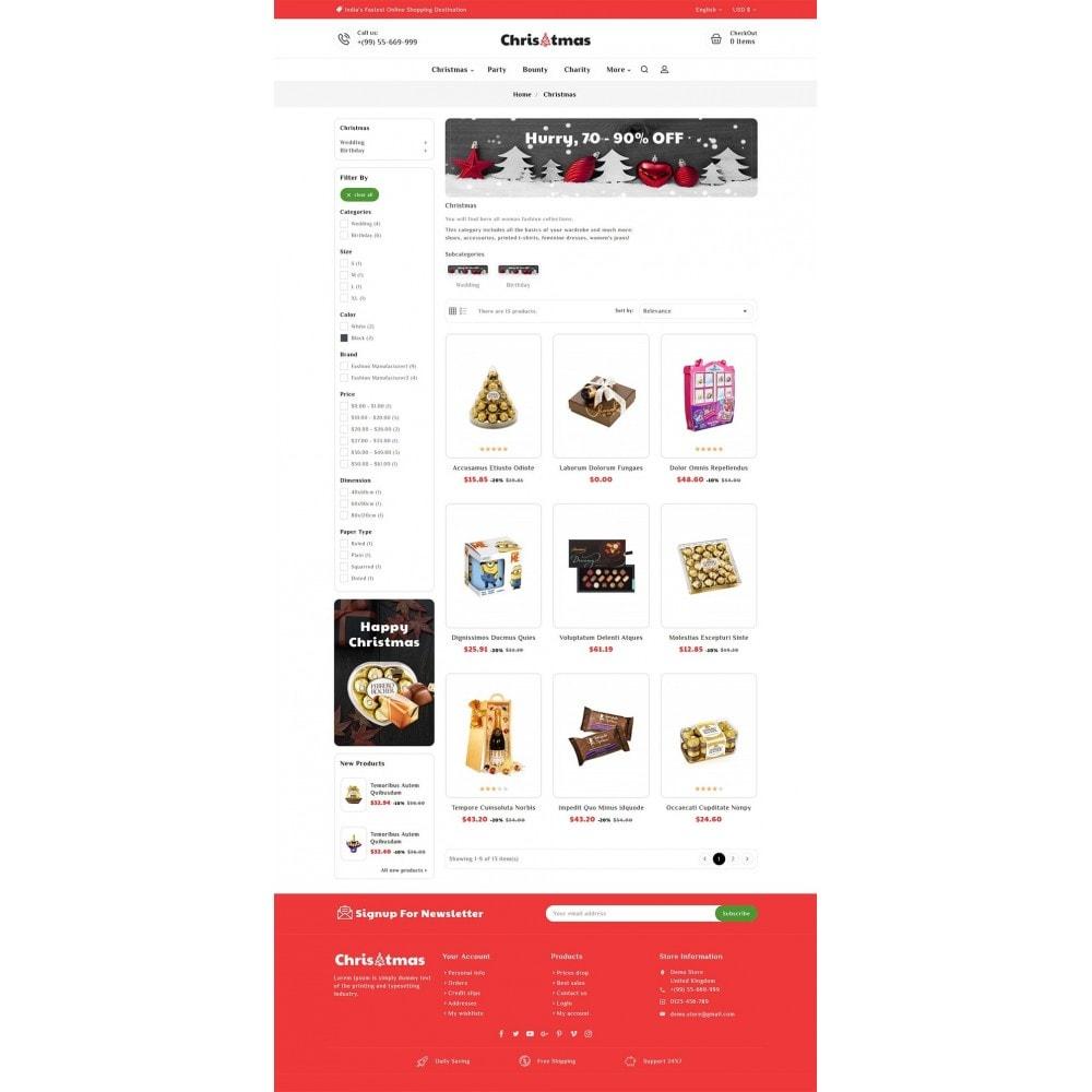 theme - Geschenke, Blumen & Feiern - Christmas Gift - 3
