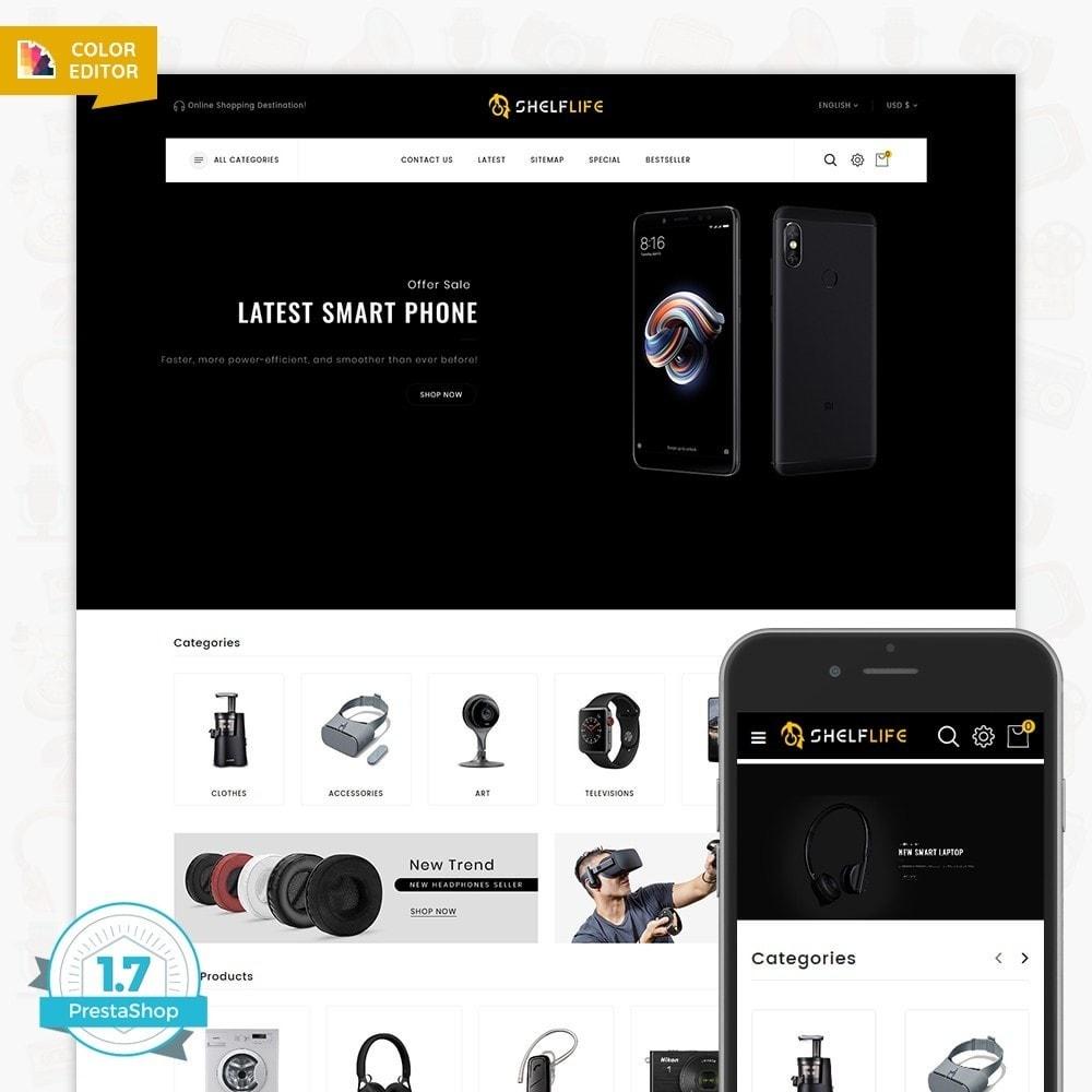 theme - Elettronica & High Tech - Shelf Life-  Special Electronics Store - 1