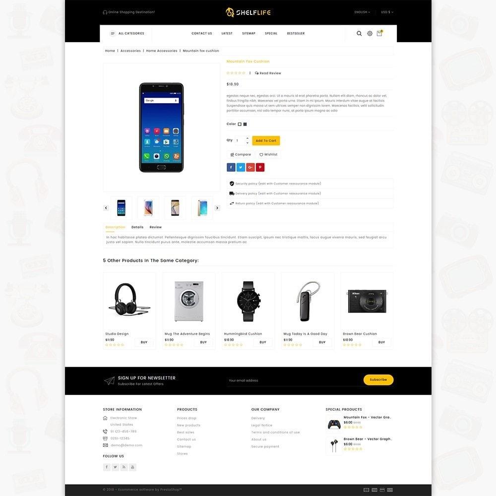 theme - Elettronica & High Tech - Shelf Life-  Special Electronics Store - 5
