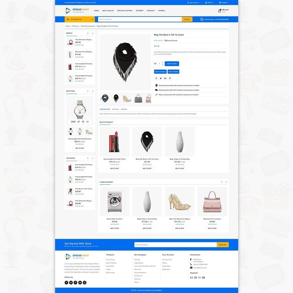 theme - Elektronik & High Tech - Spreadmart -  Special Electronics Store - 5