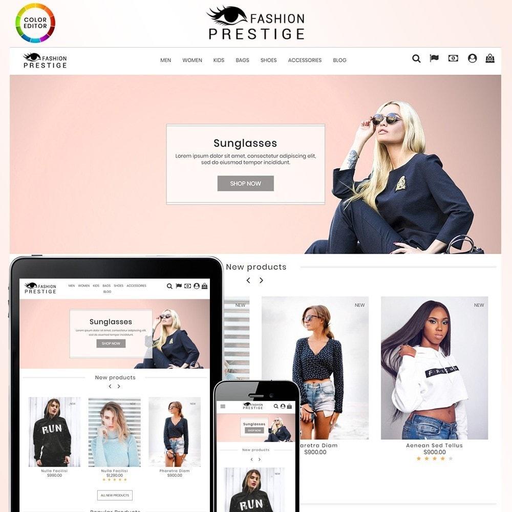 theme - Mode & Chaussures - Prestige Fashion Store - 1