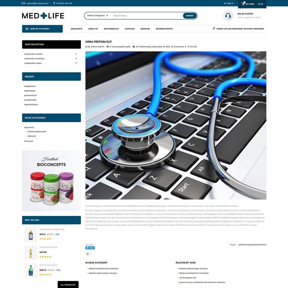 theme - Santé & Beauté - Medlife - The Medical Mega Store - 7