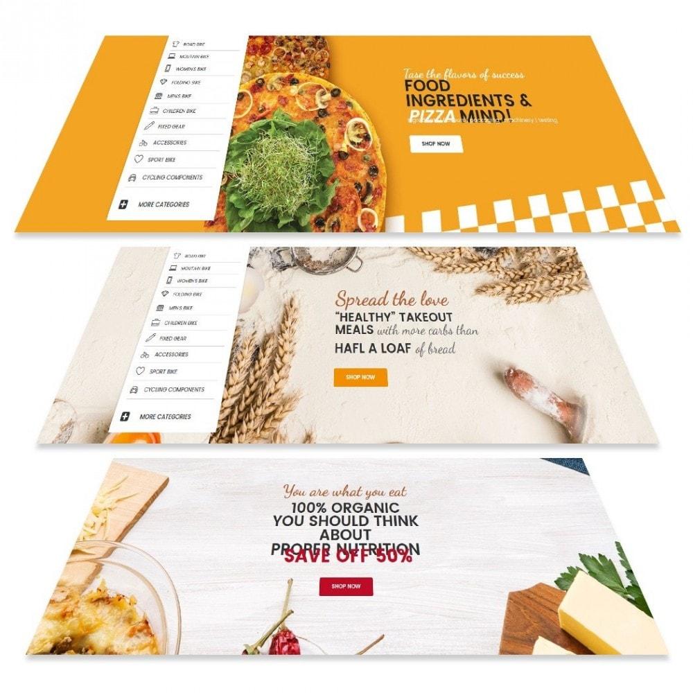 theme - Alimentation & Restauration - Foody - 4