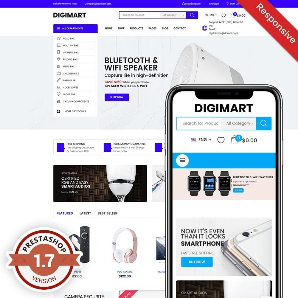 theme - Elektronika & High Tech - DigiMart - 1