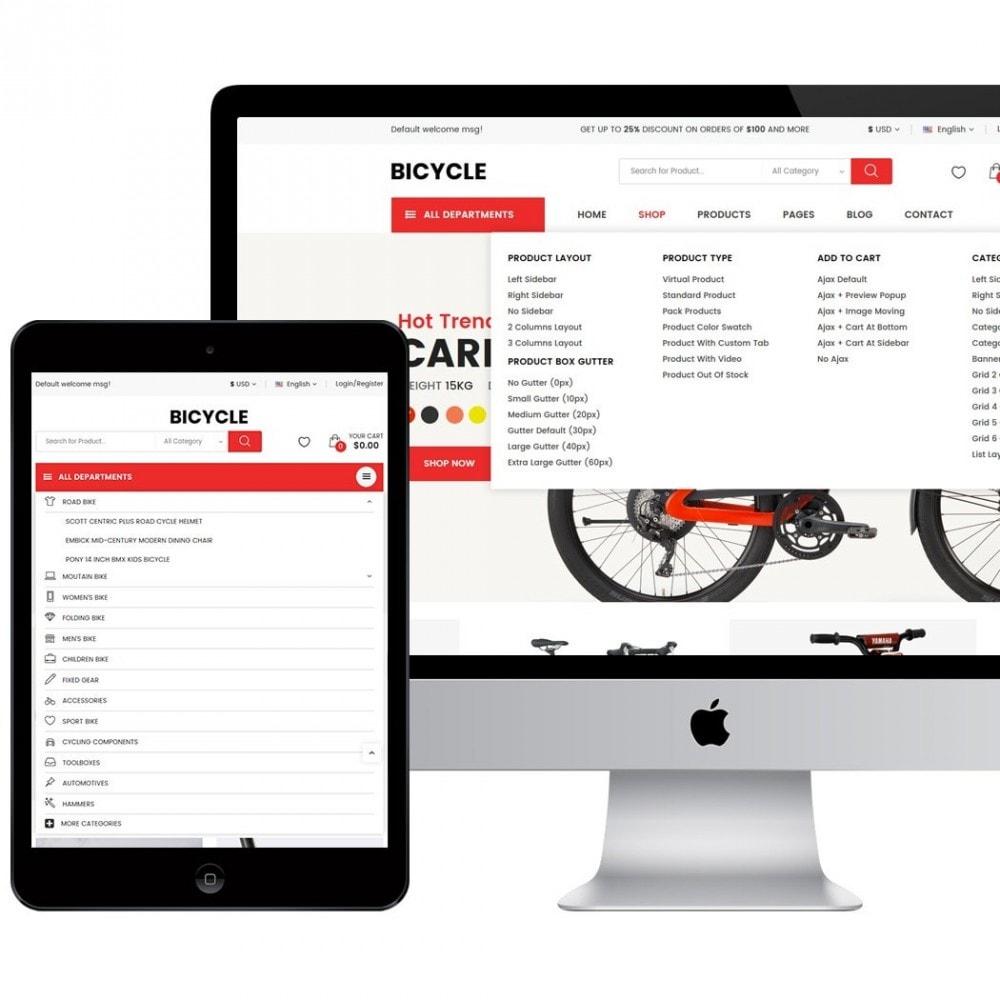 theme - Sport, Activiteiten & Reizen - Bicycle - 3