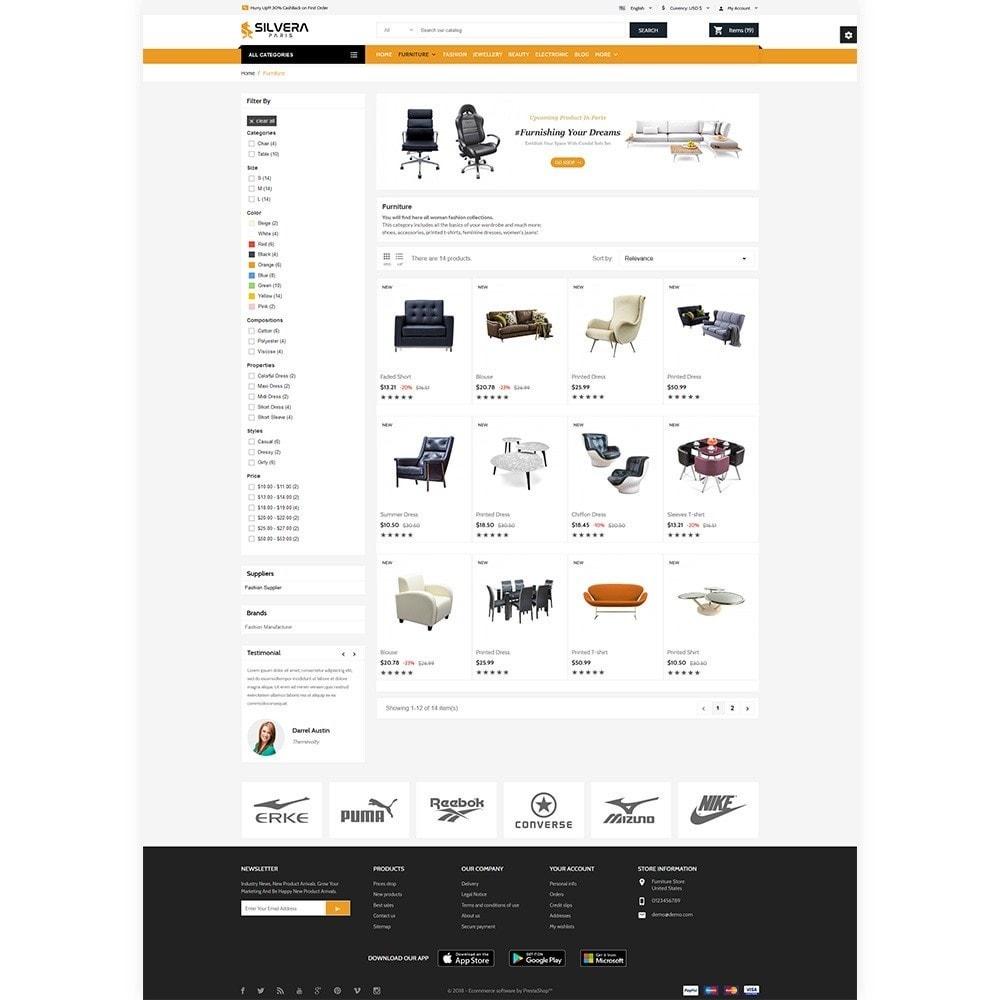 theme - Eletrônicos & High Tech - Silvera - Moden Furniture Store - 3