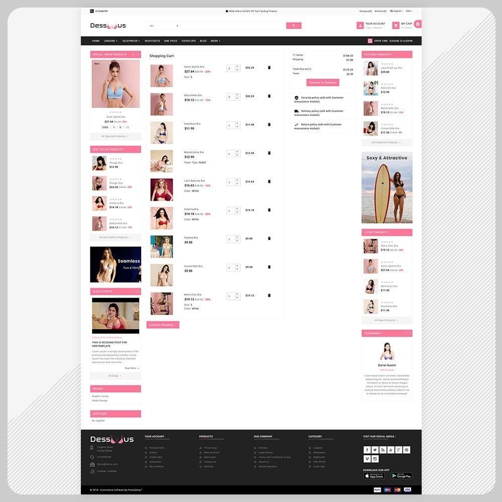 theme - Lingerie & Adult - Adultas Bikini – The Bikini Store - 5