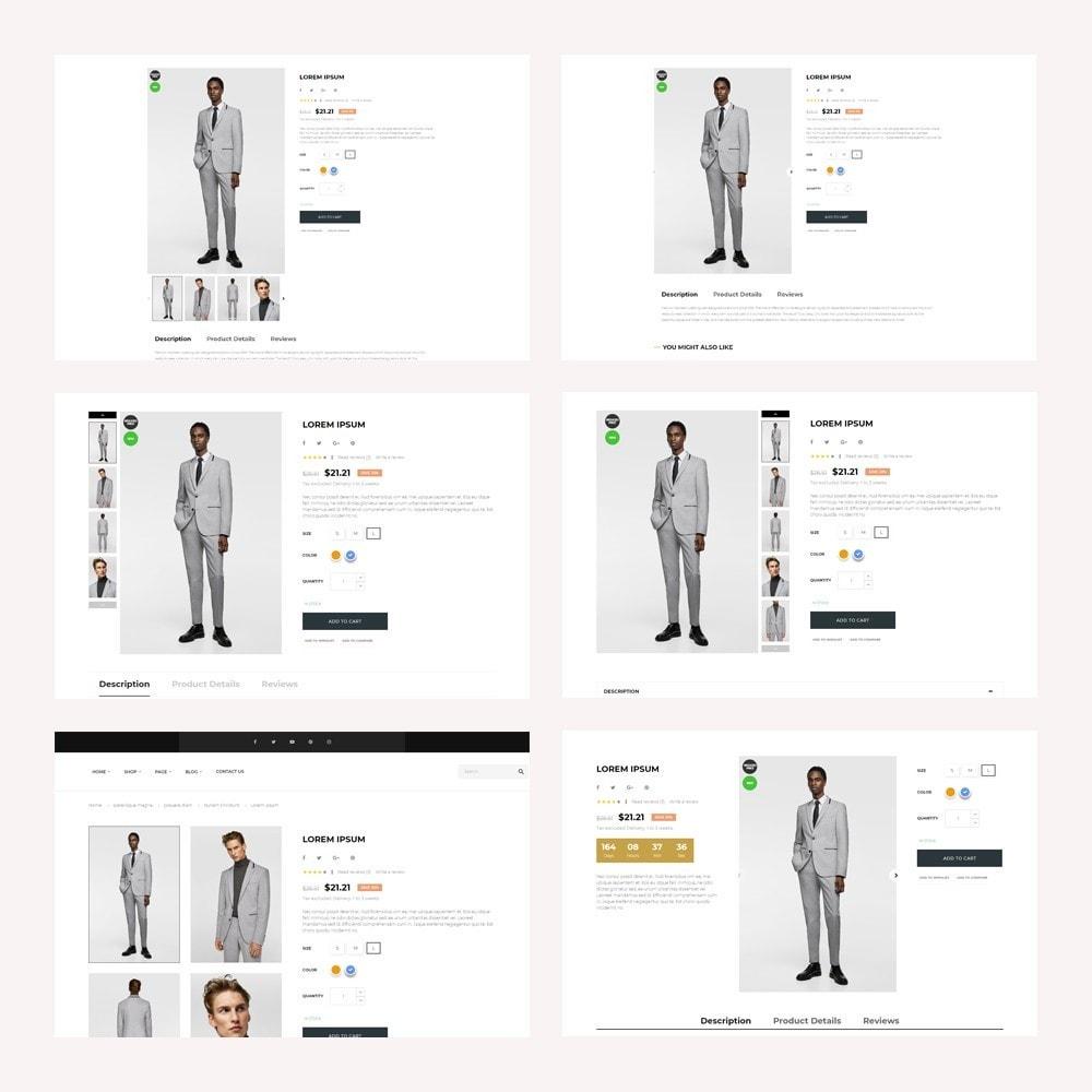 theme - Moda & Calçados - Bos Soucer - 6