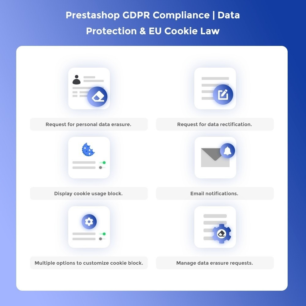 module - Rechtssicherheit - GDPR Compliance | Data Protection & EU Cookie Law - 2