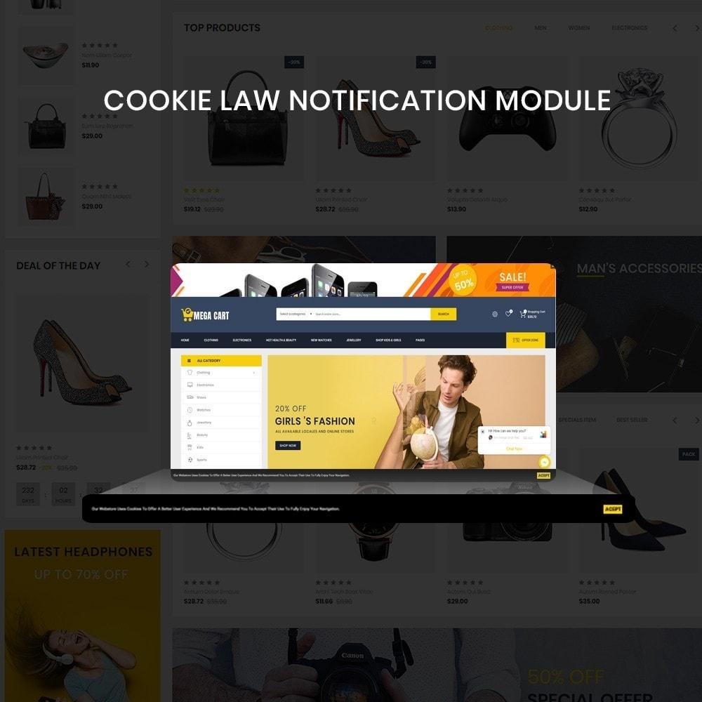 theme - Mode & Schuhe - Megacart– Multipurpose Fashion & Electronics Store - 10