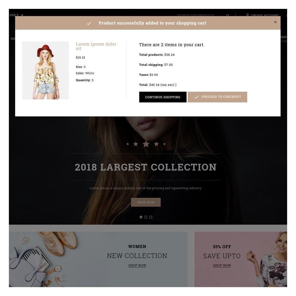 theme - Moda & Obuwie - Luxury Minimal Fashion Shop - 5