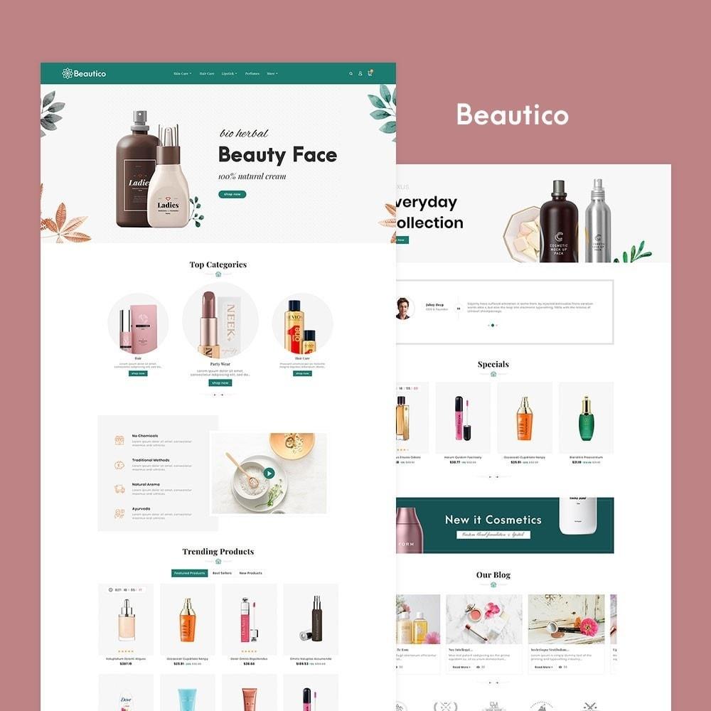 theme - Saúde & Beleza - Beautico Cosmetics - 2