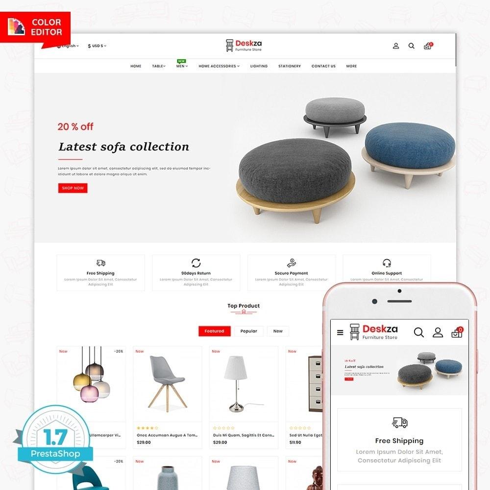 theme - Home & Garden - Deskza - The Best Furniture Store - 1