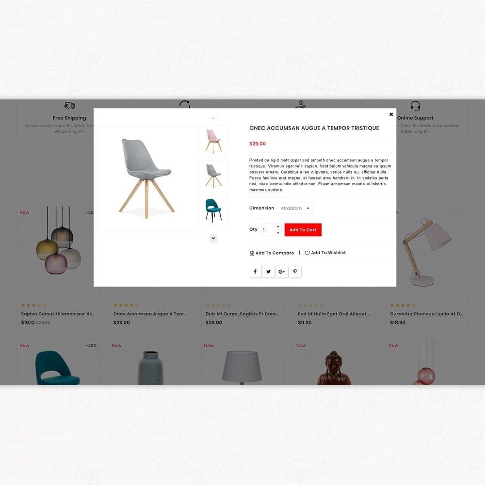 theme - Home & Garden - Deskza - The Best Furniture Store - 7