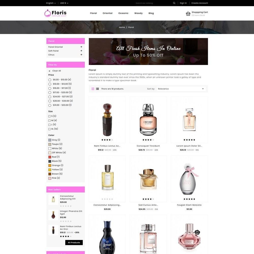 theme - Regali, Fiori & Feste - Floris Perfume Store - 3