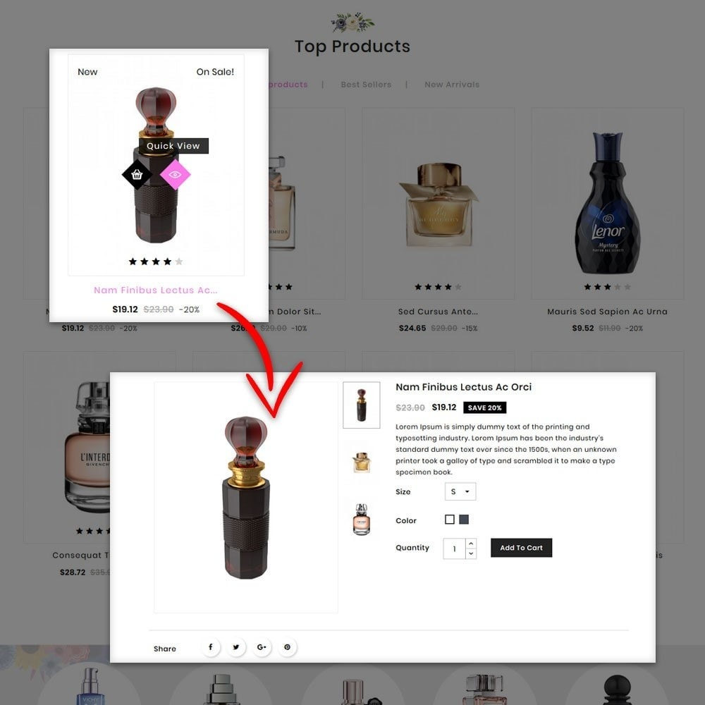 theme - Regali, Fiori & Feste - Floris Perfume Store - 6