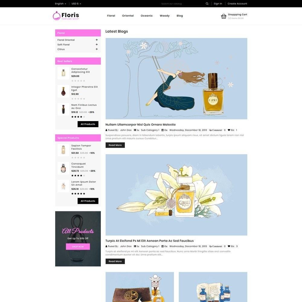 theme - Regali, Fiori & Feste - Floris Perfume Store - 9