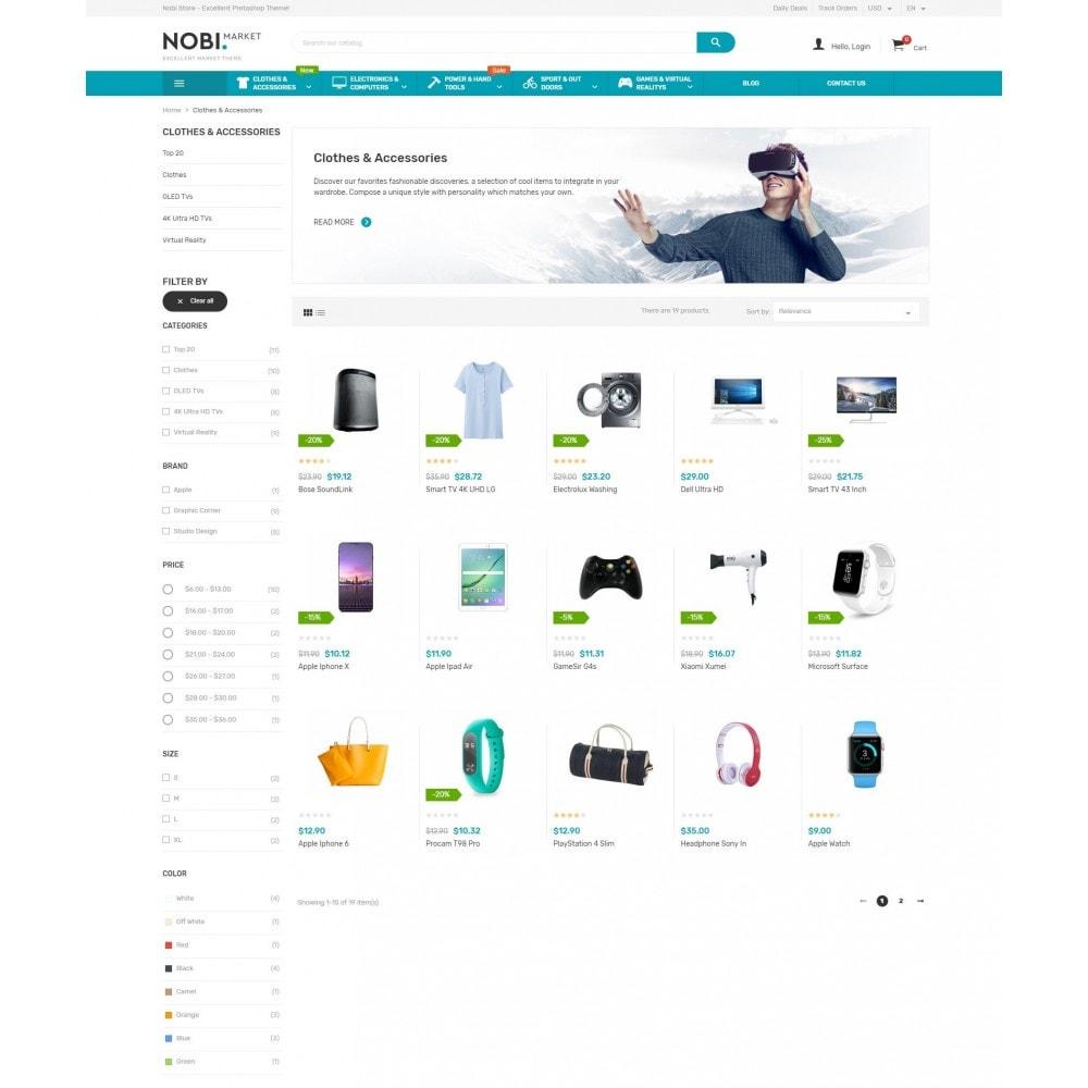 theme - Elektronica & High Tech - Nobi - Electronics Store - 4
