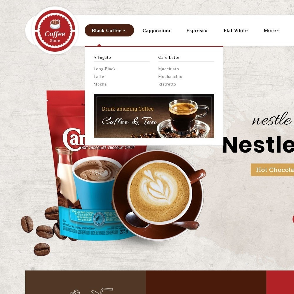 theme - Bebidas y Tabaco - Coffee & Drinks Store - 8