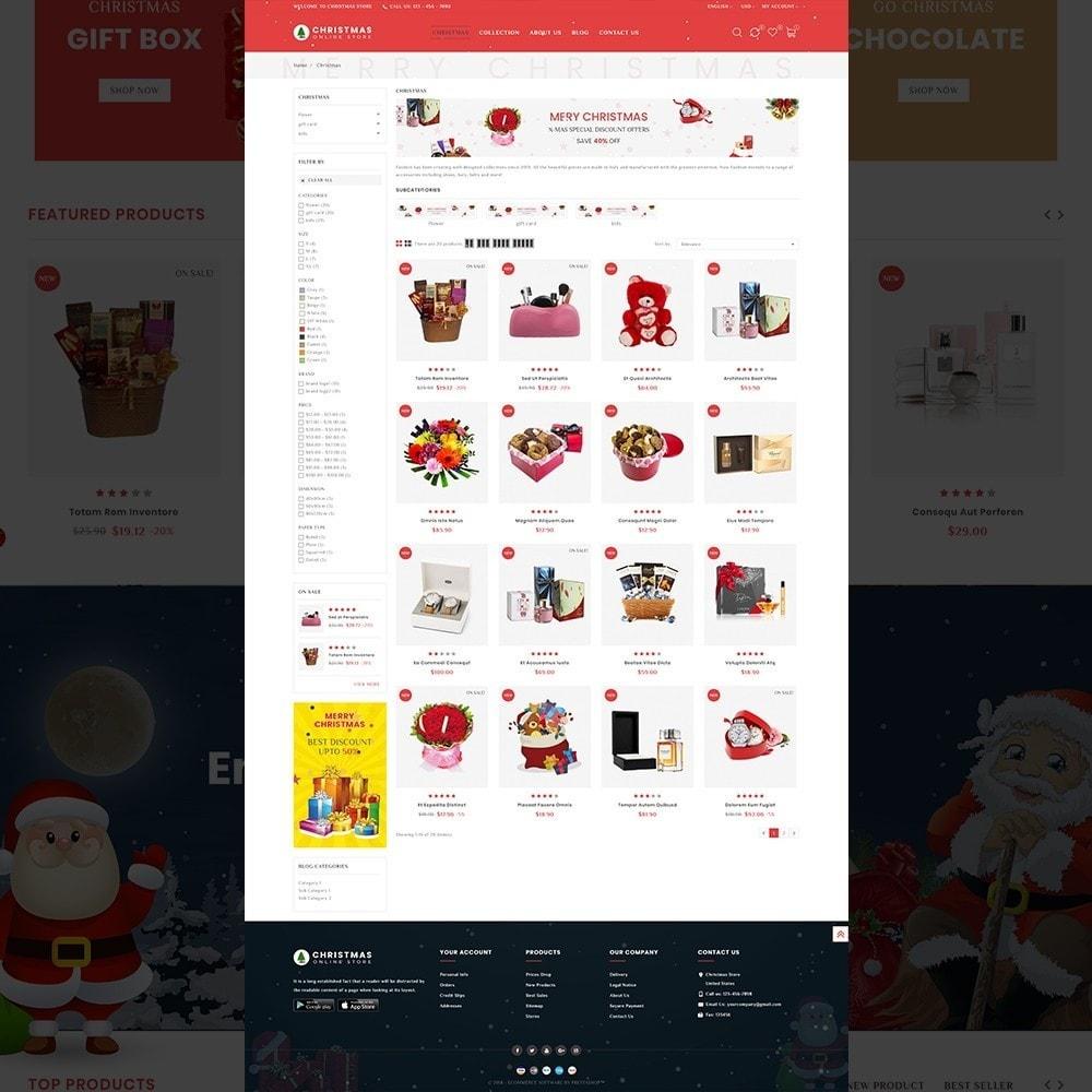 theme - Prezenty, Kwiaty & Uroczystości - Christmas - The gift & celebration - 3