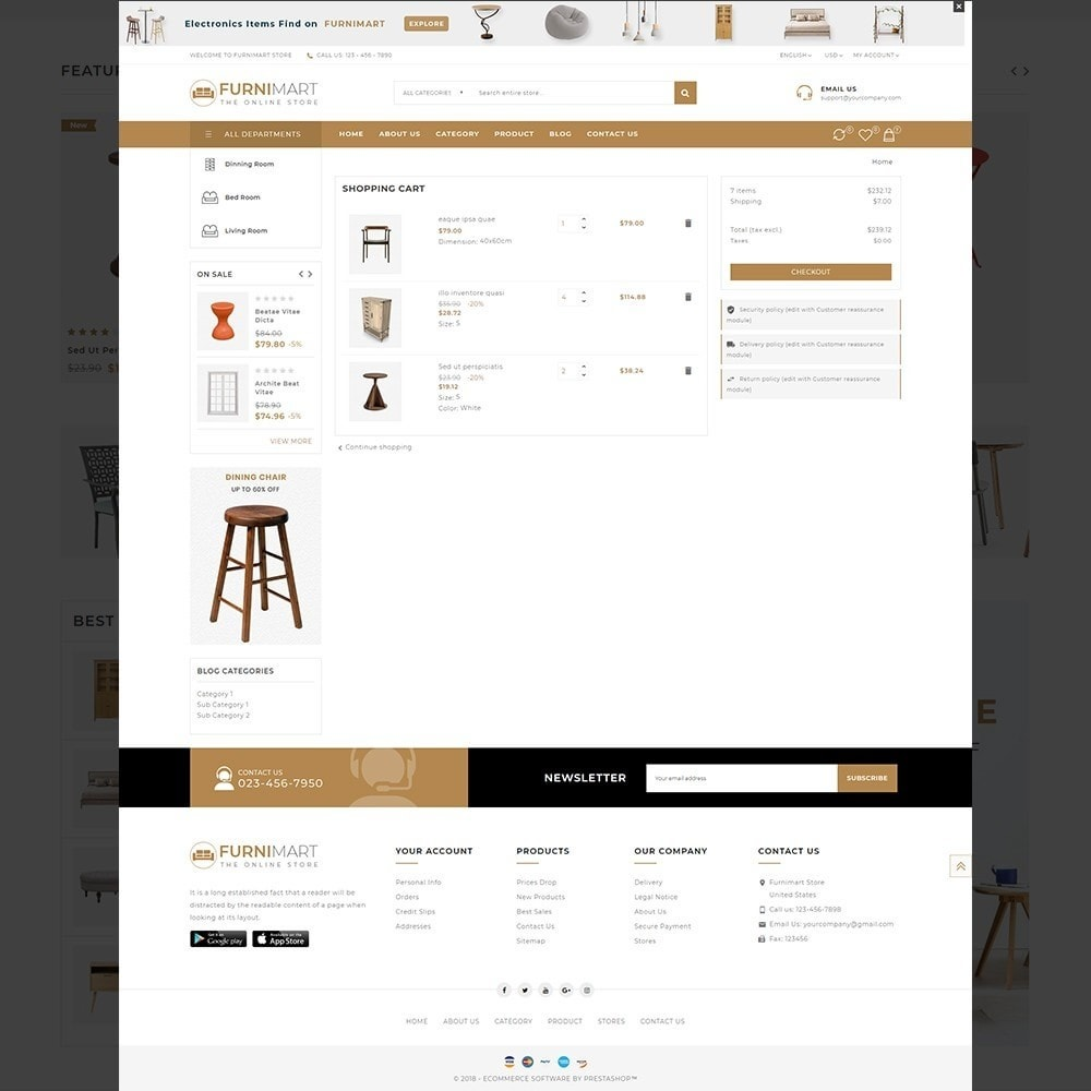 theme - Heim & Garten - Furnimart - The Furniture Store Template - 4