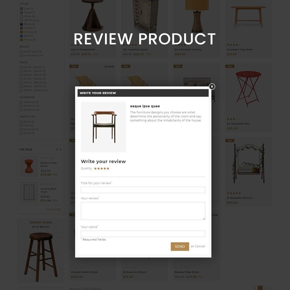 theme - Heim & Garten - Furnimart - The Furniture Store Template - 9
