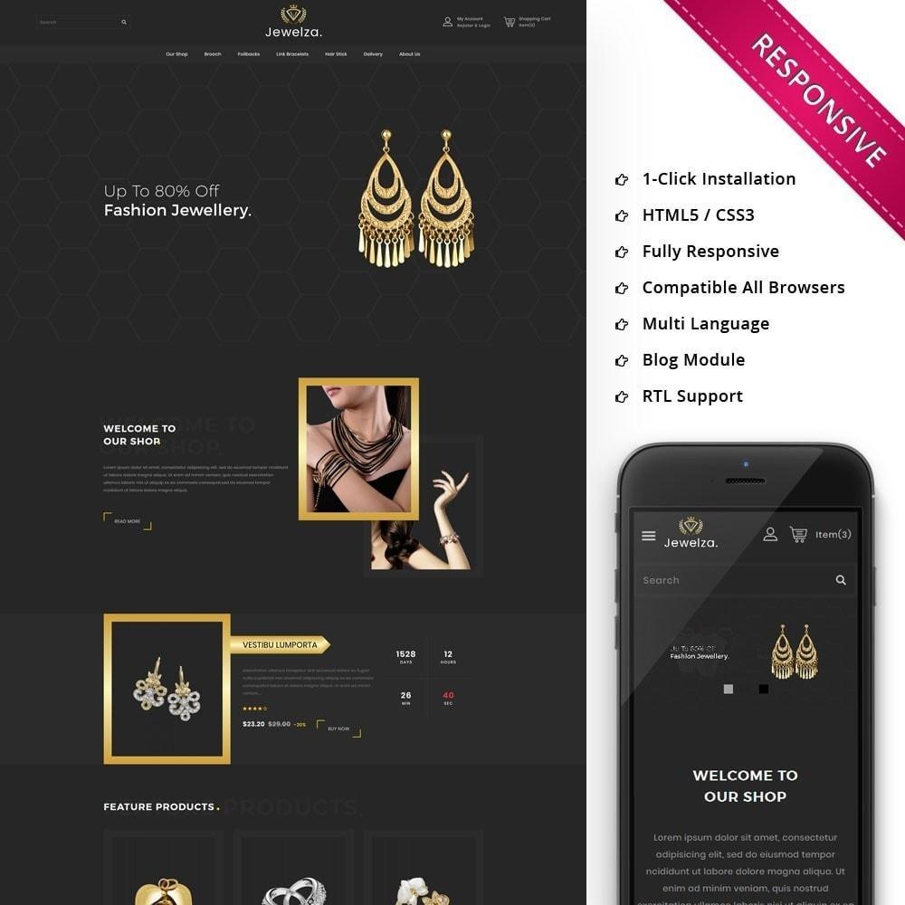 theme - Joalheria & Acessórios - Jewelza - The Jewelry Store - 1