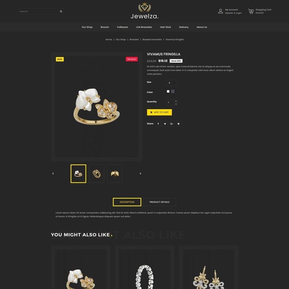 theme - Joalheria & Acessórios - Jewelza - The Jewelry Store - 6