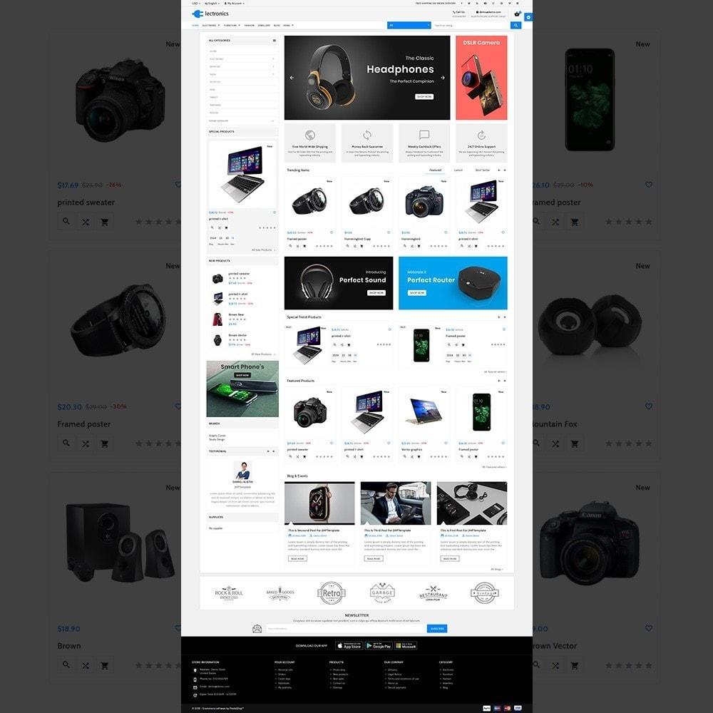 theme - Eletrônicos & High Tech - Electronics – The Electra Electronic Shop - 2