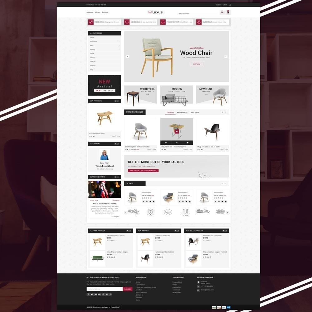 theme - Huis & Buitenleven - Luxus - Furniture Store - 2