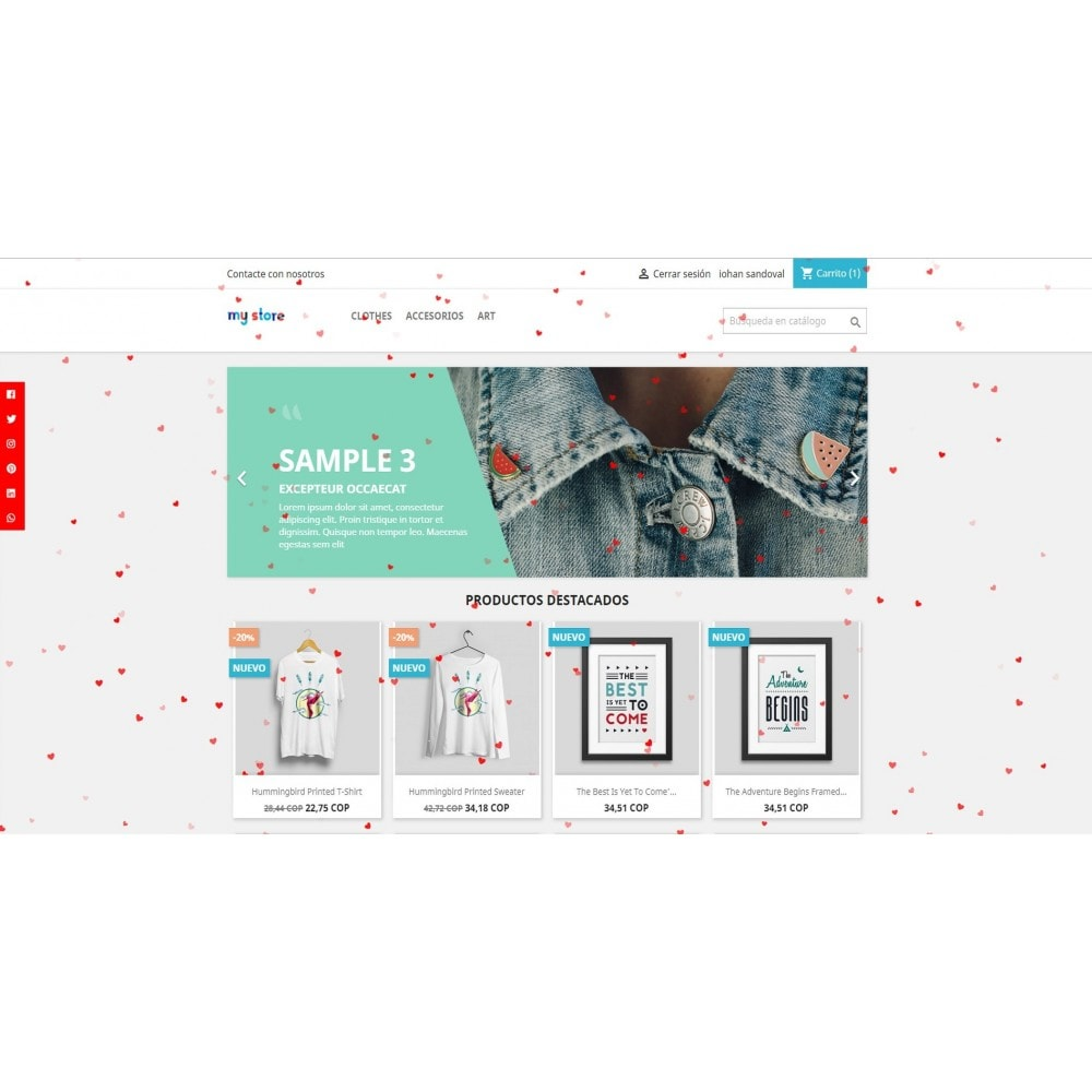 module - Page Customization - Easysocial - 4