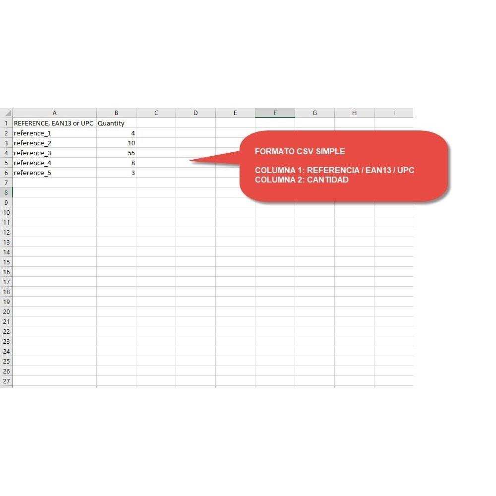 module - Edición Rápida y Masiva - Pedido rápido - Carga masiva de productos al carrito - 9