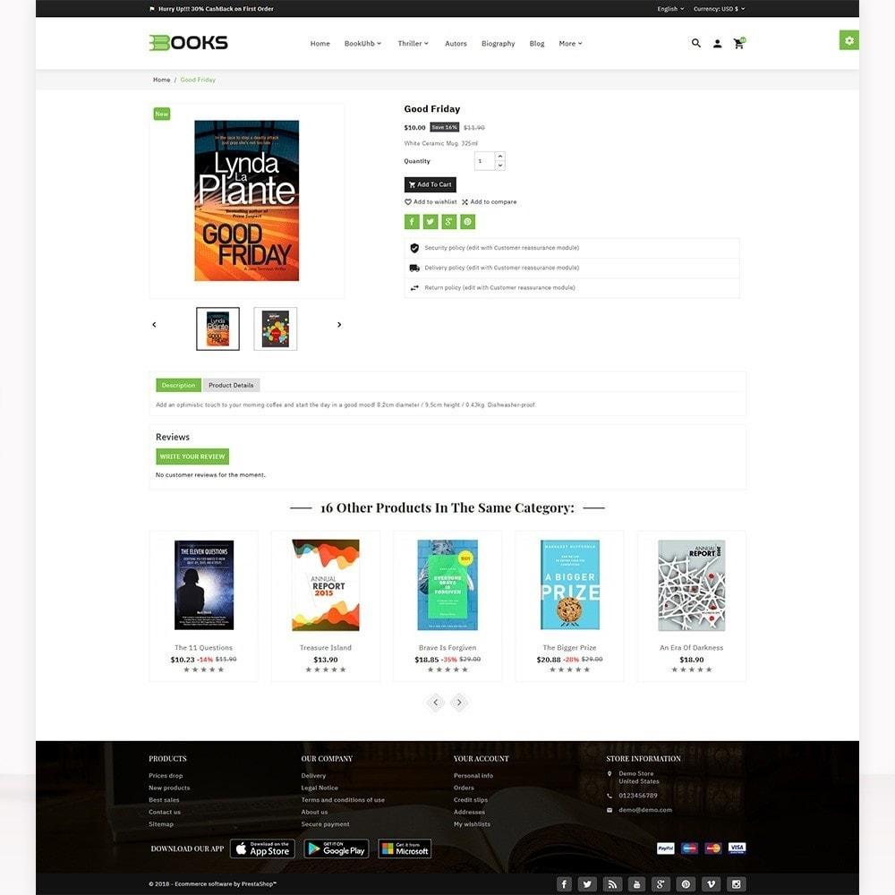 theme - Bellezza & Gioielli - Books Comics–Book Store - 5