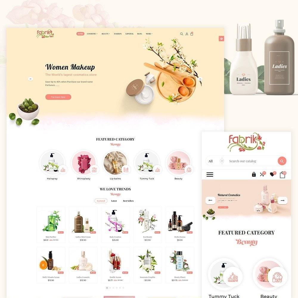 theme - Gesundheit & Schönheit - Fabric - Cosmetic Store - 1