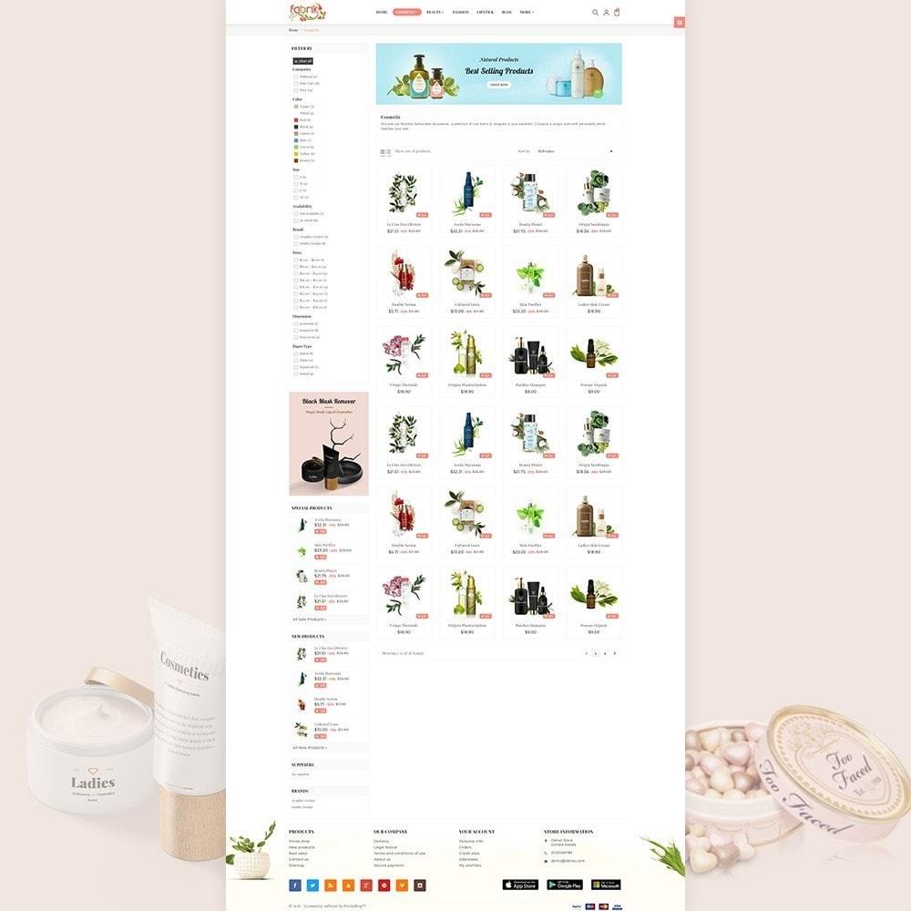 theme - Gesundheit & Schönheit - Fabric - Cosmetic Store - 3