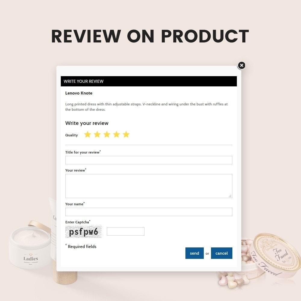 theme - Gesundheit & Schönheit - Fabric - Cosmetic Store - 9